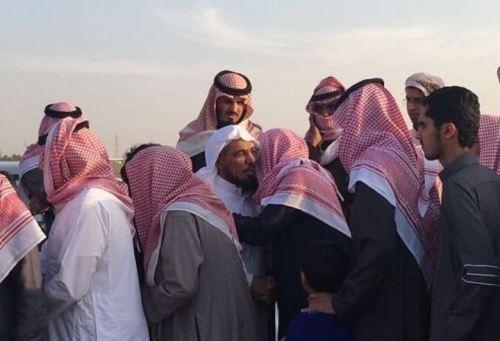 تشيع زوجة سلمان العودة