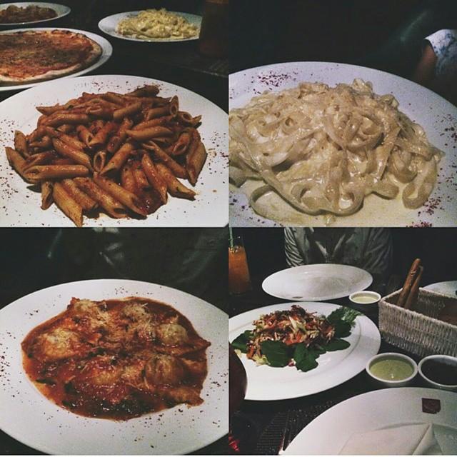 أكلات البيت الإيطالي