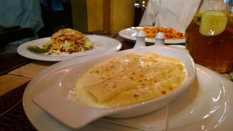 مطعم البيت الإيطالي