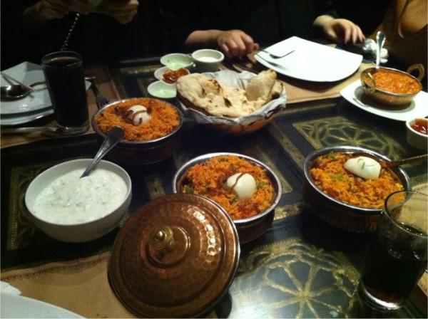 أكلات مطعم كوبر شندنى أهل السعودية