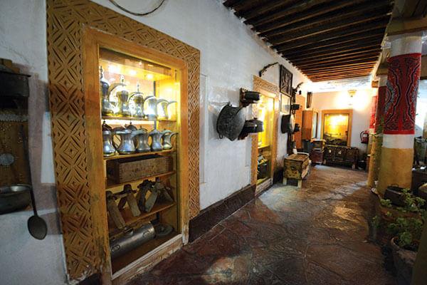 المطعم التراثي