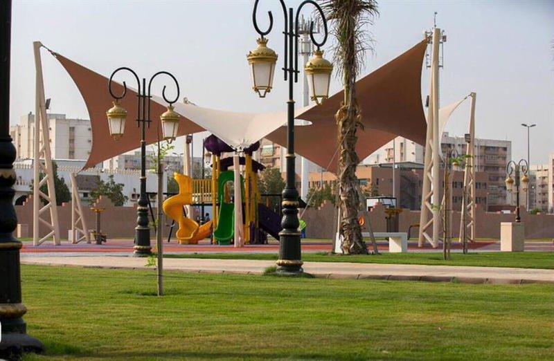 حديقة الواحة