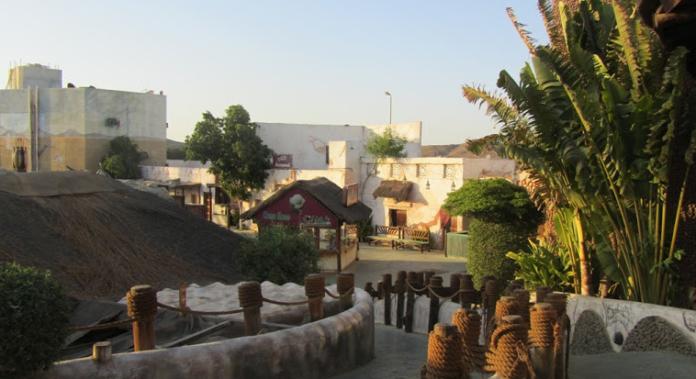 قرية المرسال