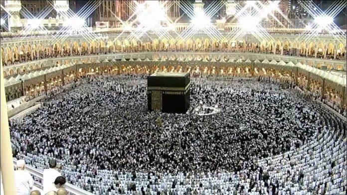 مساجد مكة المكرمة