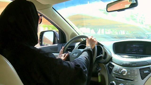 قضية قيادة المرأة السيارة