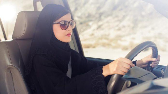 قيادة المرأة السيارة حق