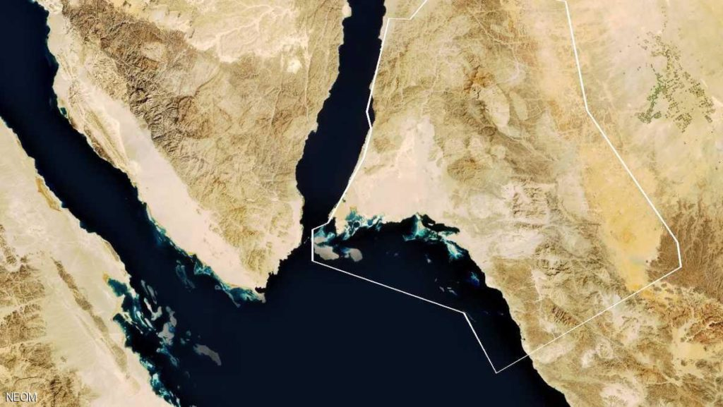 مشروع نيوم السعودي