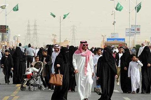 عدد السعوديين