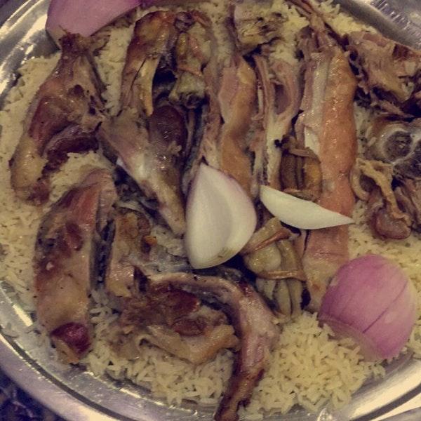 مطعم العرابي
