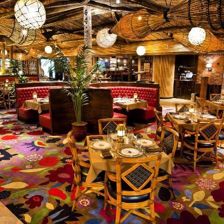 مطعم ترايدر فيكس