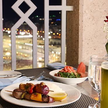مطعم الشرفة