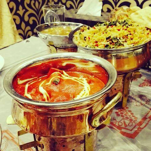 مطعم مهاراج الهندي
