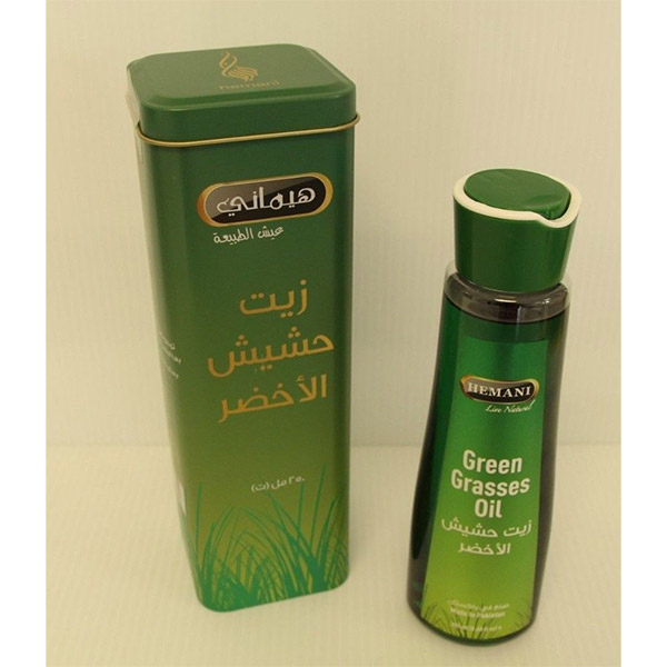 9a271178a فوائد زيت الحشيش الأخضر للشعر I أهل السعودية