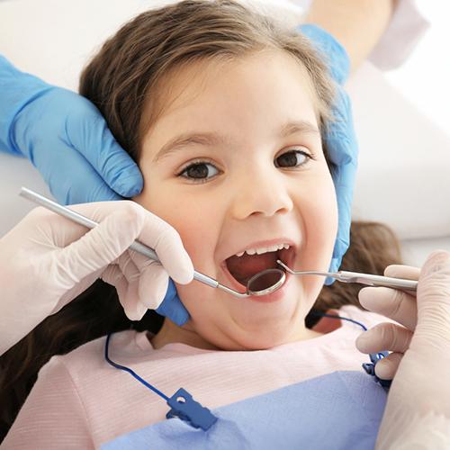 اسنان الاطفال في مكة