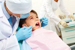اسنان الاطفال في جدة