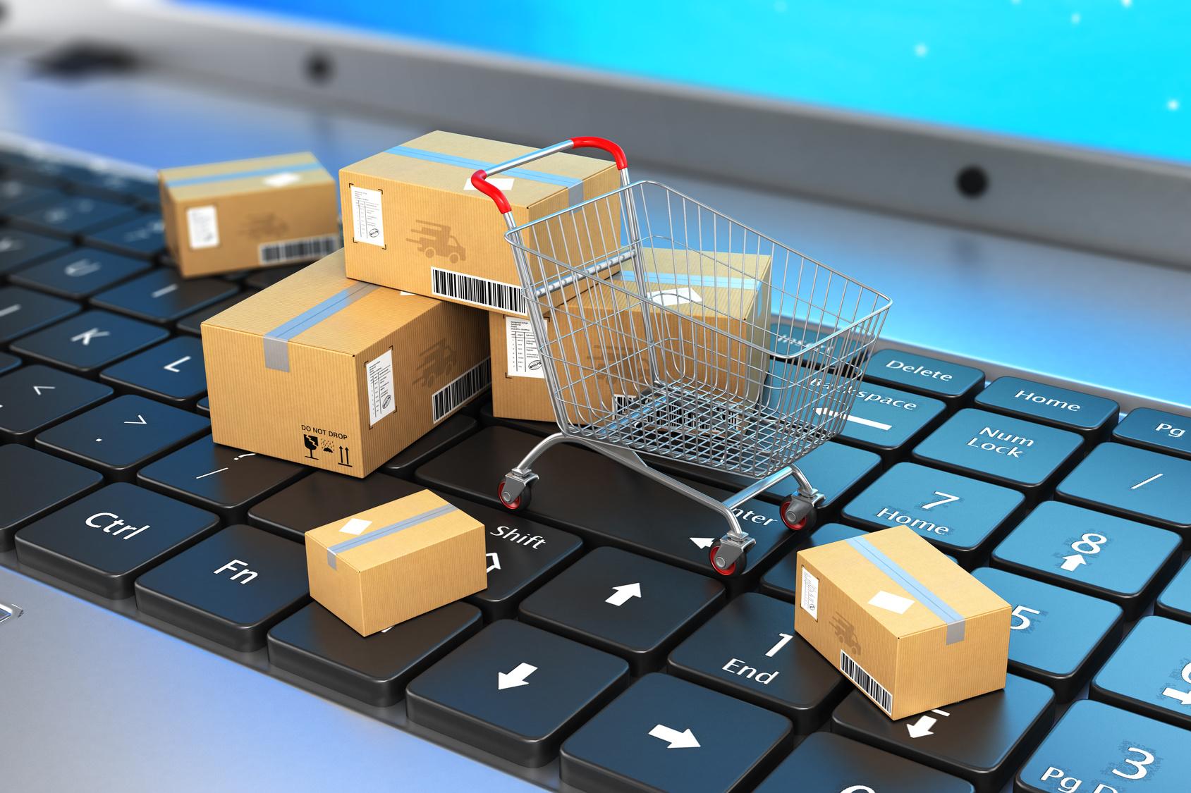 مشروع تجارة الكترونية