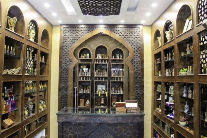 Decorations Perfume Shops