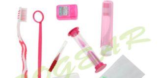 أدوات تنظيف الاسنان