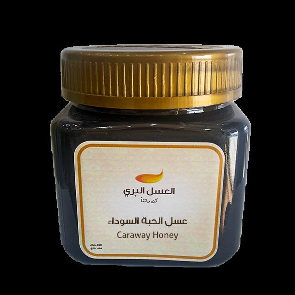 العسل البري