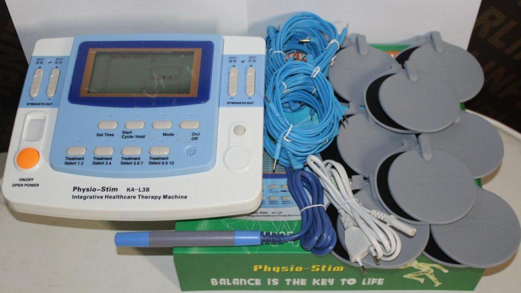 أجهزة العلاج الطبيعي