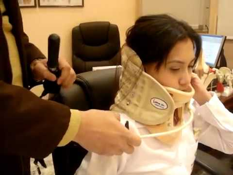 اجهزة العلاج الطبيعي للرقبة