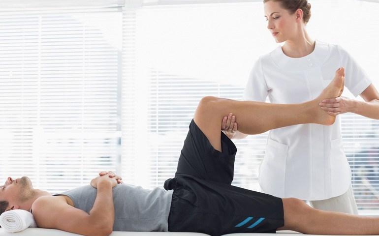 انواع العلاج الطبيعي