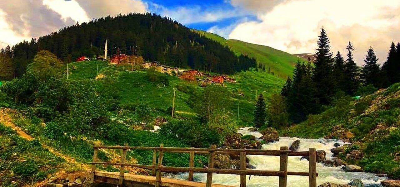 قرية ديمر كابي