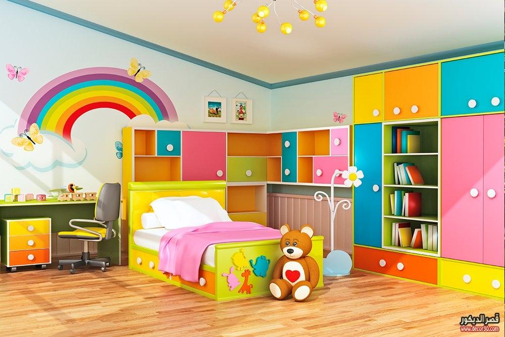 محلات بيع غرف الاطفال بالمدينة