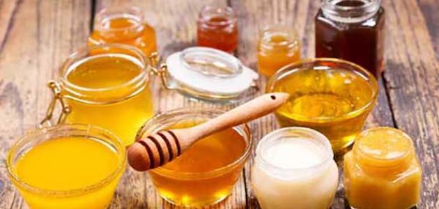 أنواع العسل