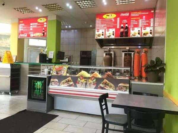 افتتاح مطعم وجبات سريعة