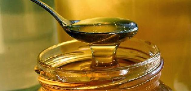 العسل الابيض