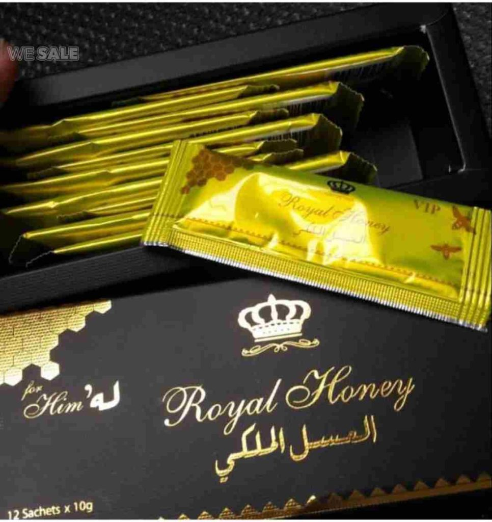العسل الملكي الماليزي الاصلي