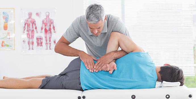 العلاج الطبيعي للعضلات