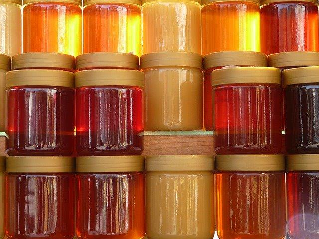 بيع العسل بالجملة
