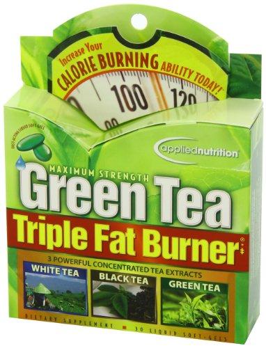 حبوب الشاي الأخضر الأمريكي
