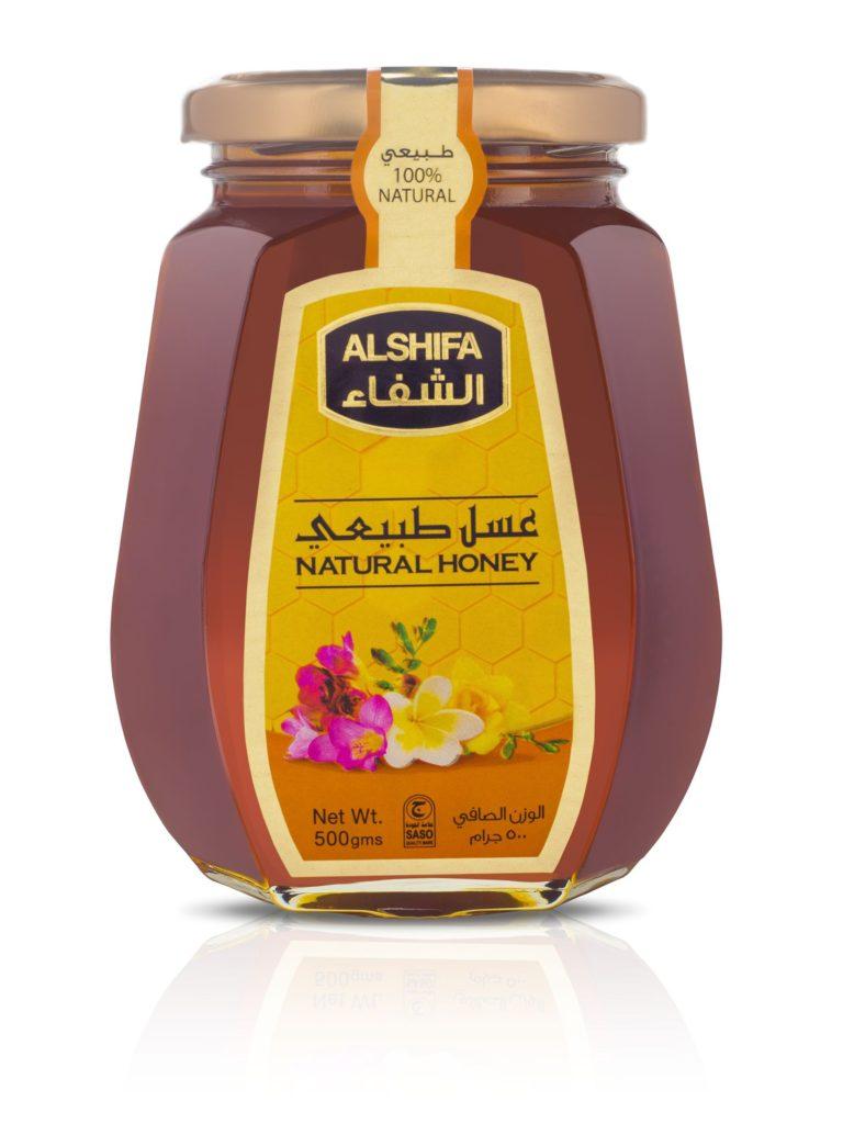 عسل الشفاء