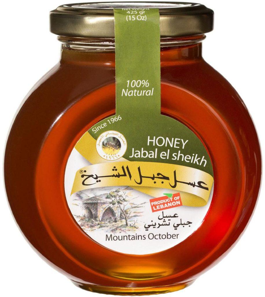 عسل جبل الشيخ