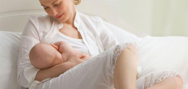 فقدان الوزن عبر الرضاعة الطبيعية