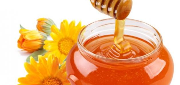 فوائد العسل الابيض علي الريق