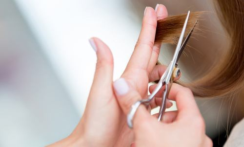 ازالة تقصف الشعر في يومين