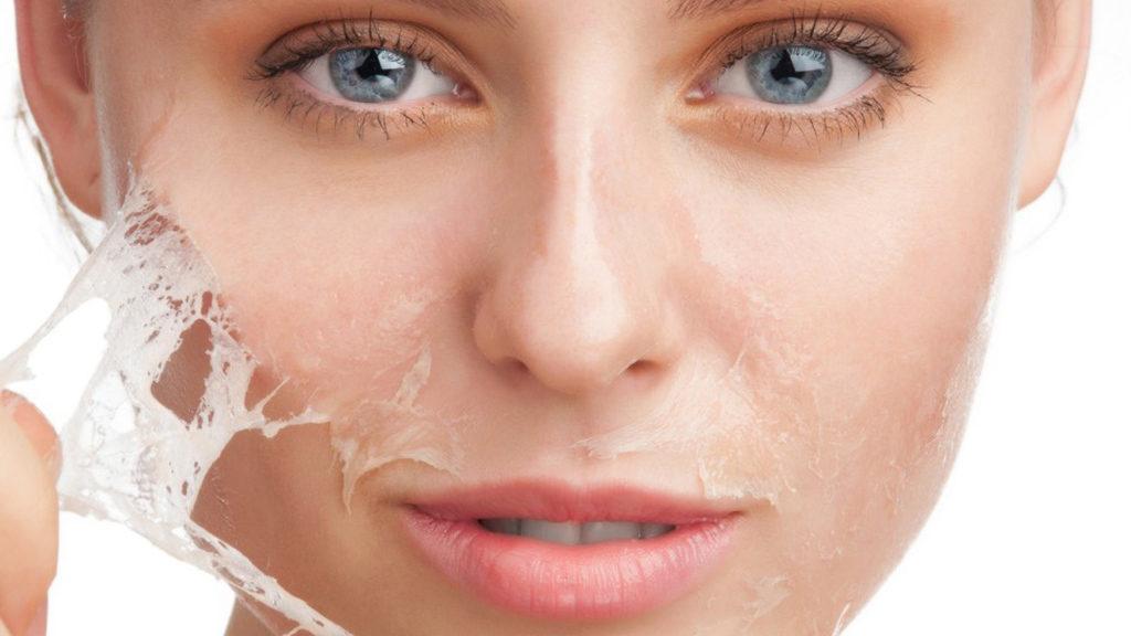 ازالة شعر الوجه بالشمع للبشرة الحساسة
