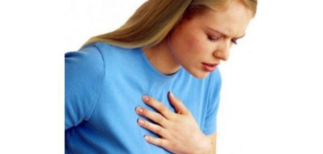 الإصابة بمشكلات في التنفس