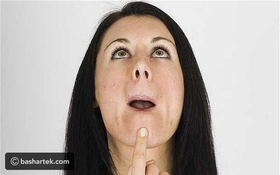 التمرين الخامس (للخطوط الطولانية حول الفم)