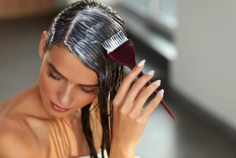 المايونيز يغير لون الشعر المصبوغ