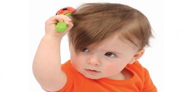تساقط الشعر طبيعياً