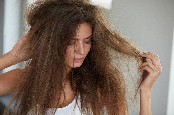 تقصف الشعر والهيشان