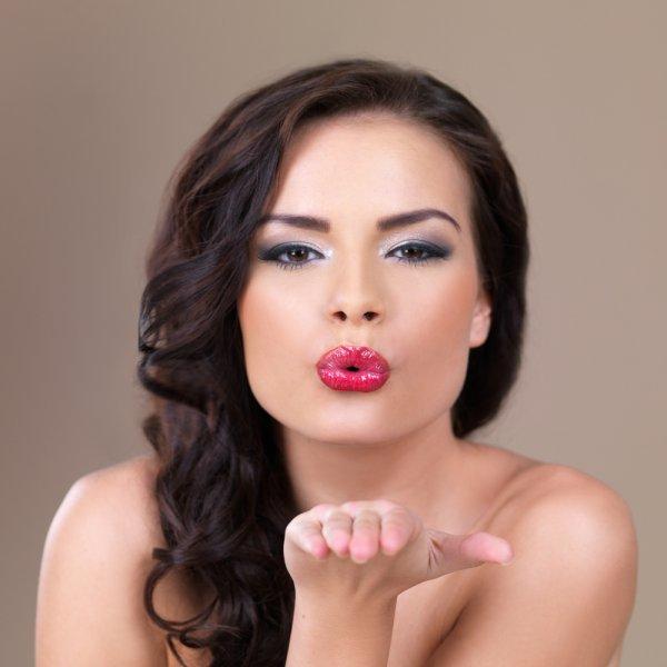 تمرين القبلة
