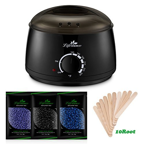 جهاز Lifestance Wax Warmer Kit – Mid-Range