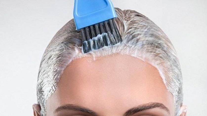 صبغات الشعر وكريمات الفرد
