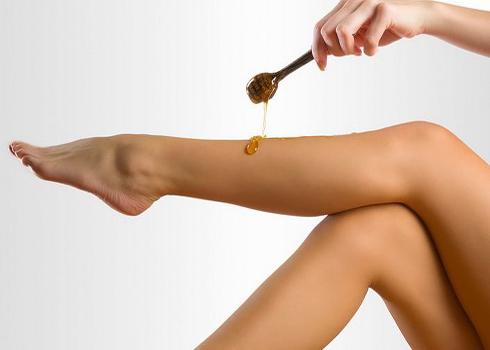 طريقة عمل شمع العسل السورى